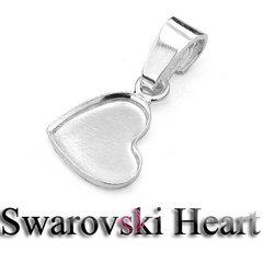 Voor Swarovski Hart Kristallen