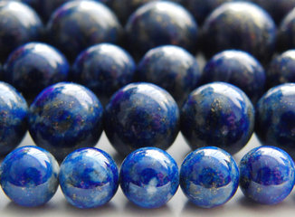 Lapis Lazuli Edelsteen Kralen