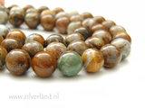 10mm Afrikaanse Groene Opaal Edelstenen Kralen_
