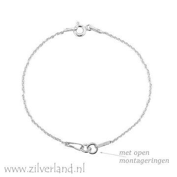 18cm Sterling Zilveren Armband