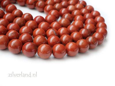 8mm Rode Jaspis Edelstenen Kralen