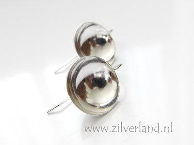 Sterling Zilveren Oorhaken voor UV Hars/Resin