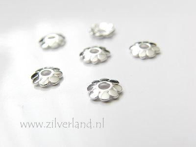 10 Stuks Sterling Zilveren Spacers
