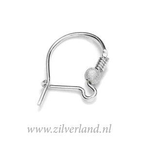 Sterling Zilveren Oorhaken