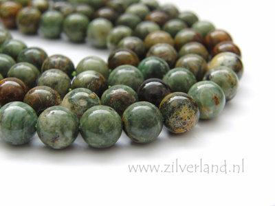 8mm Peruaanse Groene Opaal Edelstenen Kralen