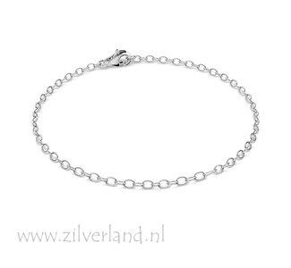 19,5cm Sterling Zilveren Armband