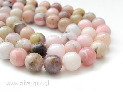10mm Peruaanse Roze Opaal Edelstenen Kralen