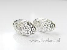 1 Paar Sterling Zilveren Oorstekers