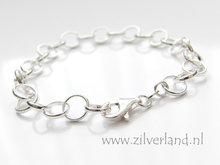 Sterling-Zilveren-Charms-Armband