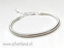 3mm-Sterling-Zilveren-Slang-Armband